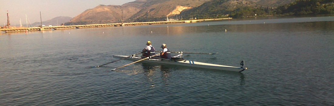 Bill & George - For Second Time - The Silver  National crew in the category of development  Argostoli 2012