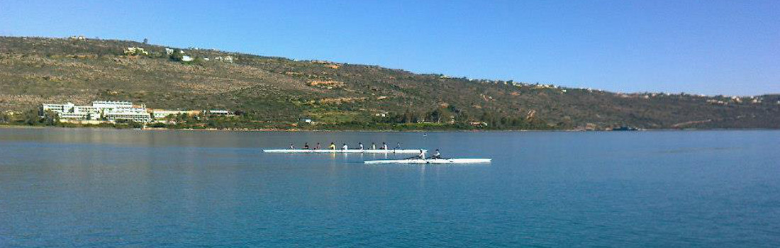 Training in Souda Bay