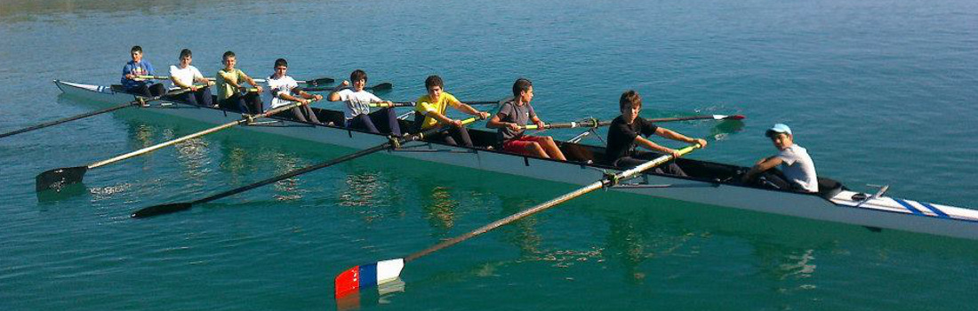 Oktakopos N.A.S.C. of Souda. The top of the sport of rowing 'getting ready for Championship !