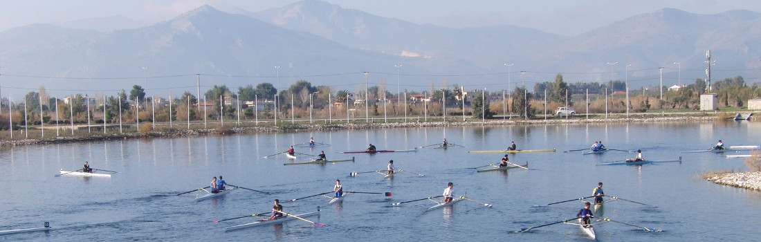 Top competitions - Olympic Rowing Schinias - Marathon.