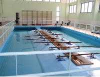 Nautical Athletic Sports Club of Souda :: Rowing Pool in Souda Rowing center