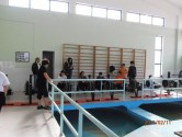 Nautical Athletic Sports Club of Souda:: Visit of Federal coach Ms Dimitra Gianniou for Athletes Evaluation 11-2-2012
