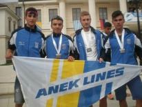 Εθνική Ελλάδος Βαλκανικό Πρωτάθλημα 2014 :: Αργυρός Βαλκανιονίκης ο Θοδωρής Χαριτάκης