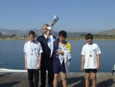 Schinias Gold Medal Award 04/01/2012 :: Junior Sculls Development