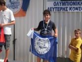 Πανελλήνιοι Διασυλλογικοί Αγώνες ¨ΣΑΛΑΜΙΝΙΑ 2012¨ :: Κουρκούτης Σταύρος (χάλκινο μετάλλιο)