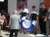 Πανελλήνιοι Διασυλλογικοί Αγώνες ¨ΣΑΛΑΜΙΝΙΑ 2012¨ :: Σαριδάκης Γιώργος- Χαριτάκης Θοδωρής (αργυρό μετάλλιο)
